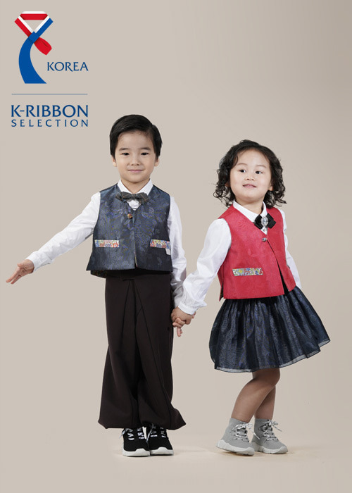 [7196 label] kids vest
