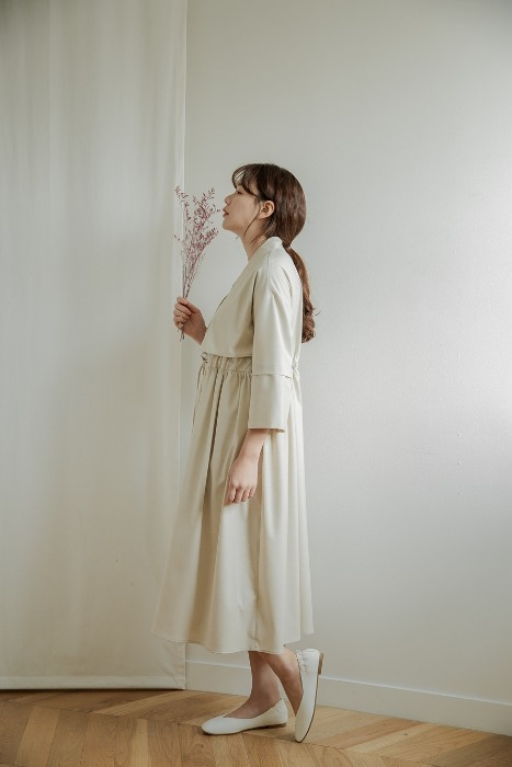 [7196 label]  Vest dress